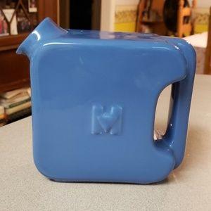 Vtg Hall water jug
